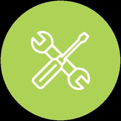 Auto repair fraud icon