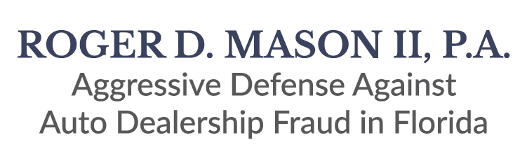 Rodger Mason logo